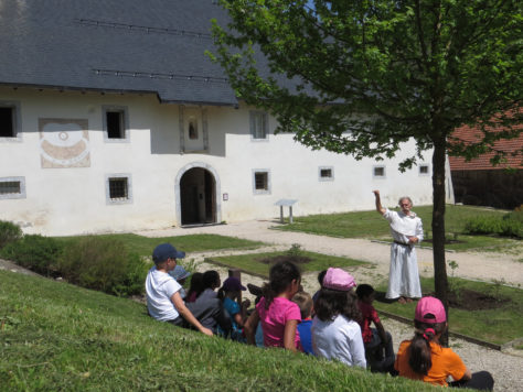 Visite guidée conté, Chartreuse d'Aillon