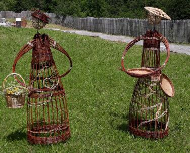 Figurines Osier