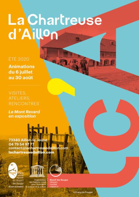 Animations été 2020 La Chartreuse d'Aillon