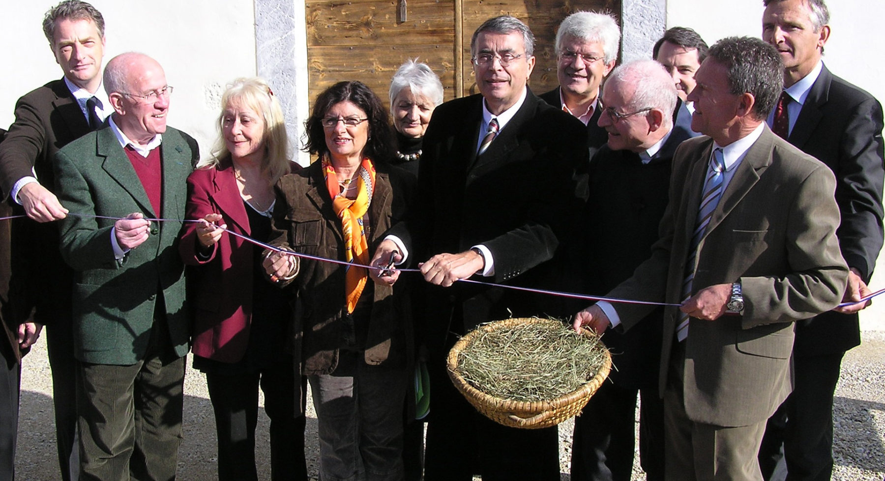 Inauguration Chartreuse Aillon