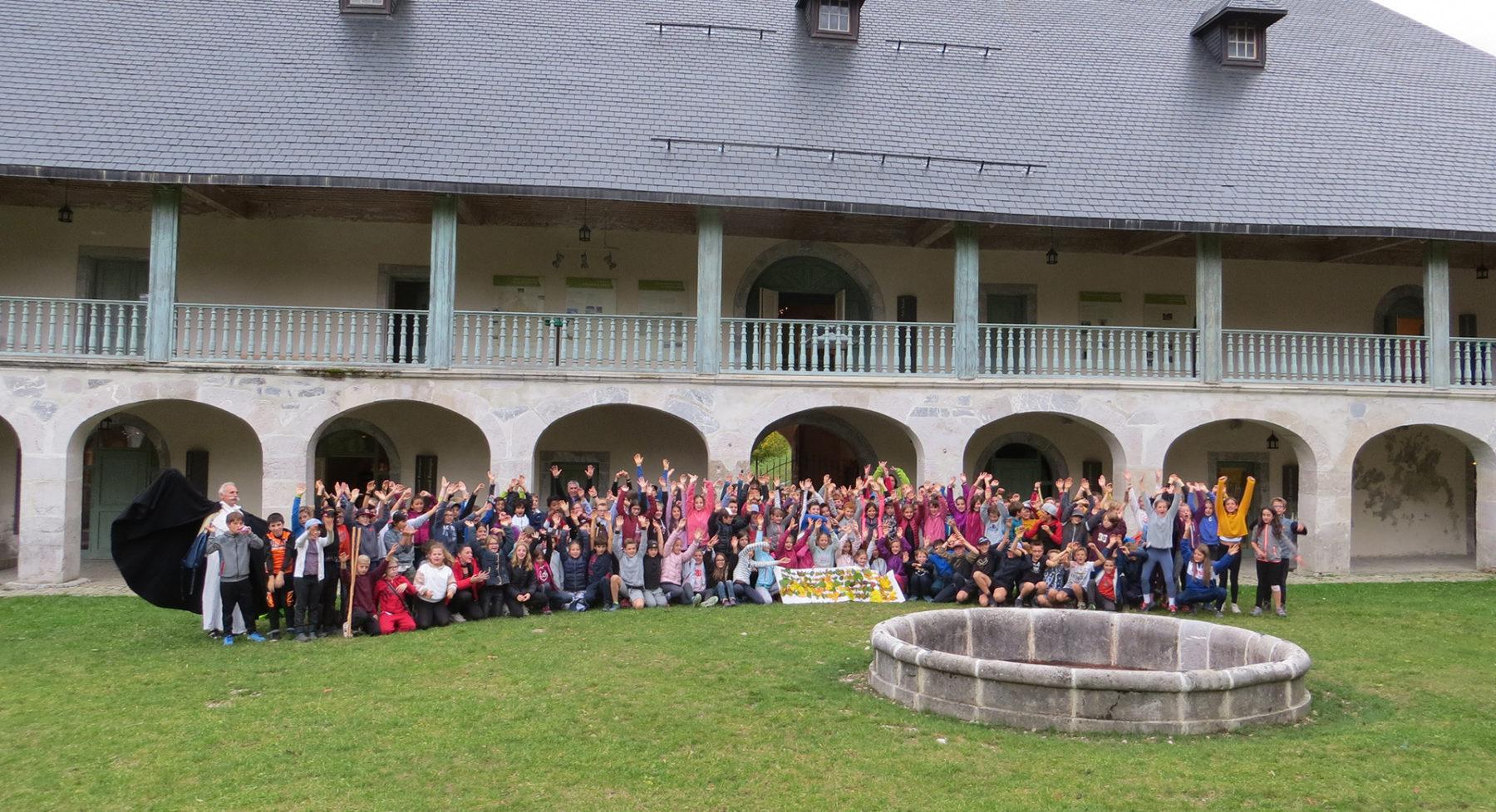 Integration 6e collège Chartreuse Aillon
