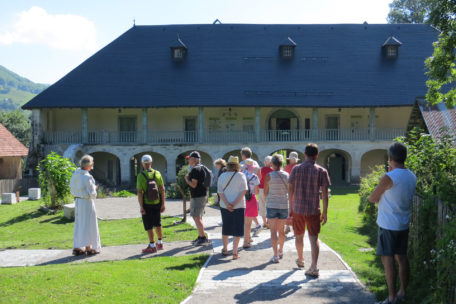 Visite Chartreuse Aillon Bauges