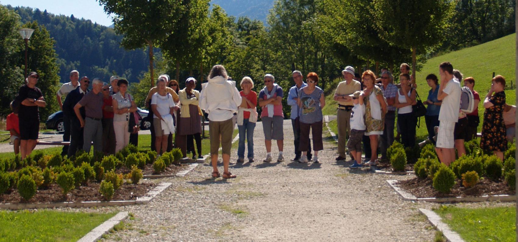 Visite guidée Chartreuse Aillon