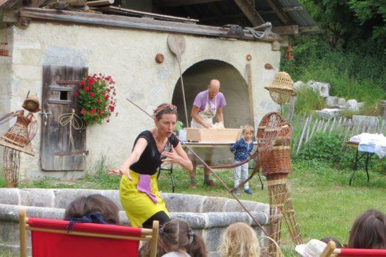 Les contes du Fournil : dernière séance !