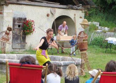Contes et lectures au coin du four à pain à la Chartreuse d'Aillon