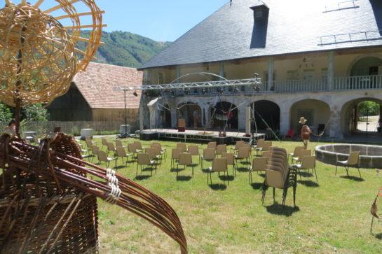 Dans les coulisses de la Chartreuse d'Aillon