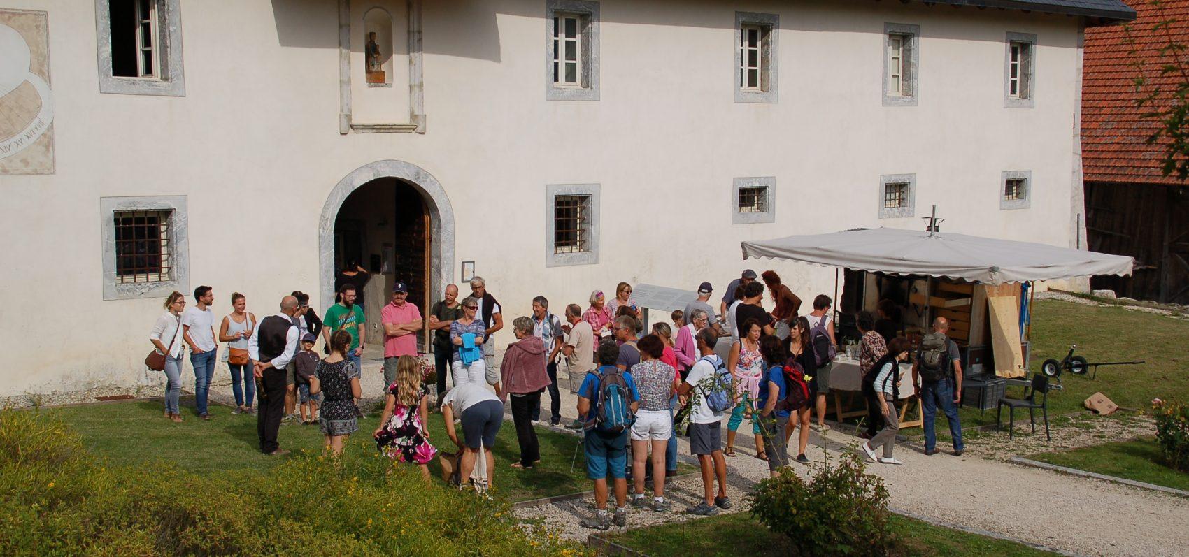Visites guidées et animations gratuites durant les Journées du patrimoine à la Chartreuse d'Aillon